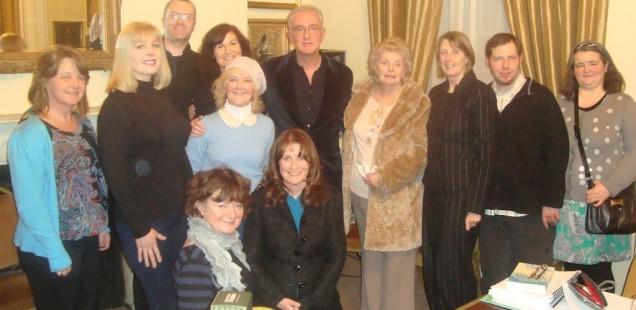 Christmas Meeting 2012