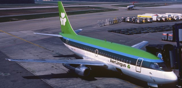 Aer Lingus Boeing 737-200